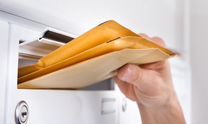 nerezové poštovní schránky