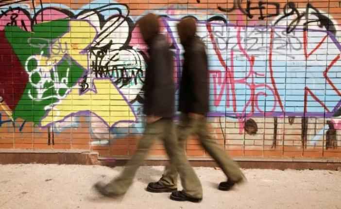 Graffiti na fasádě je problém. Anebo ne?