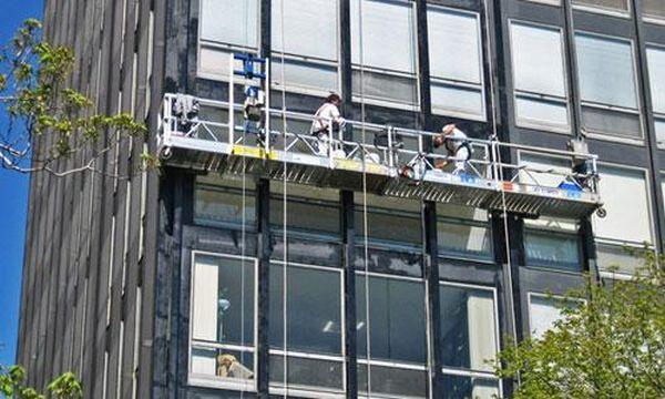 natření fasad