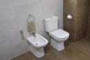 Výměna toalety změní koupelnu k nepoznání