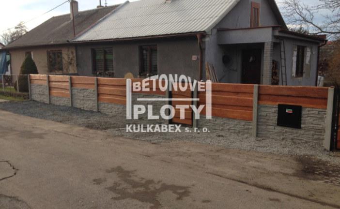Ten správný plot pro váš dům