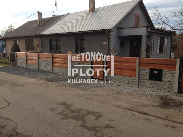 betonove ploty