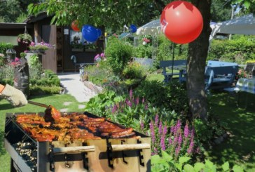 Pojďte výzvě vstříc aneb jak si poradit s přípravou dokonalé venkovní párty